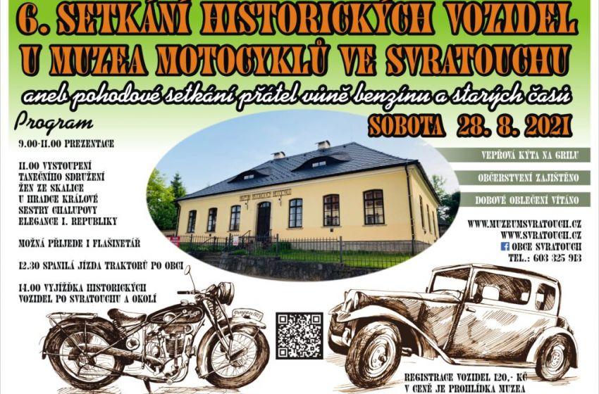 6. Setkání historických vozidel