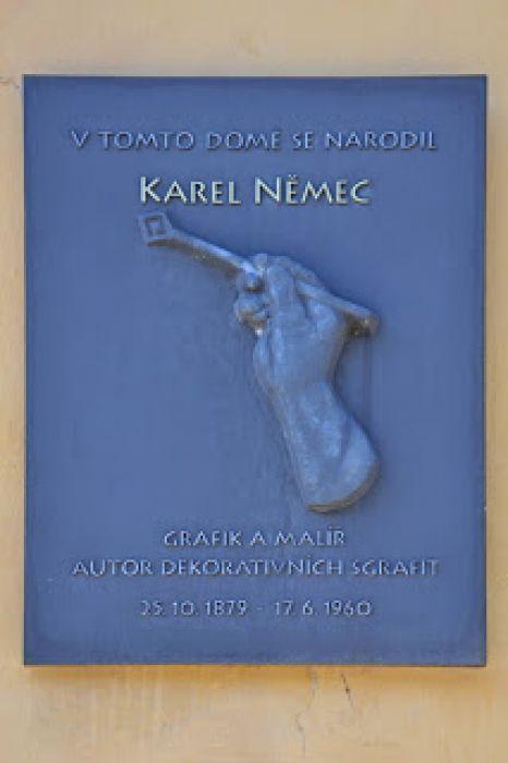 Rodný dům Karla Němce - 213 x 320