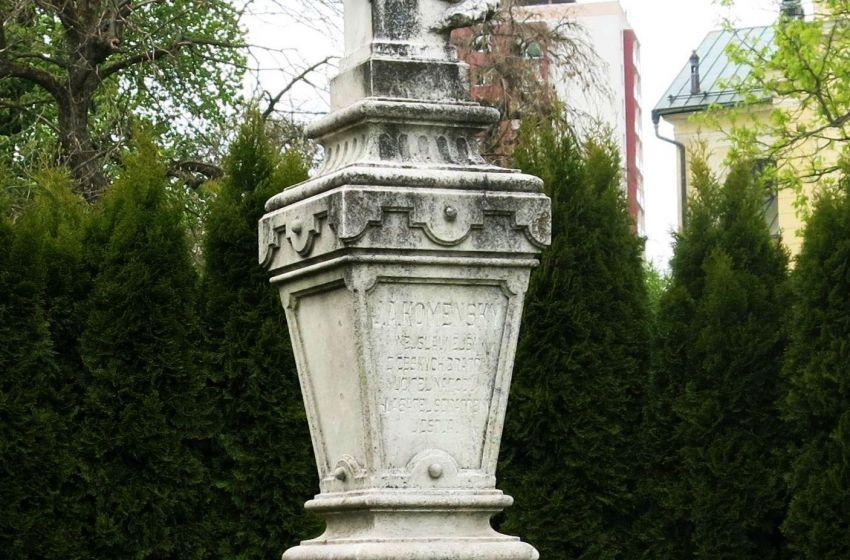 busta Jana Ámose Komenského