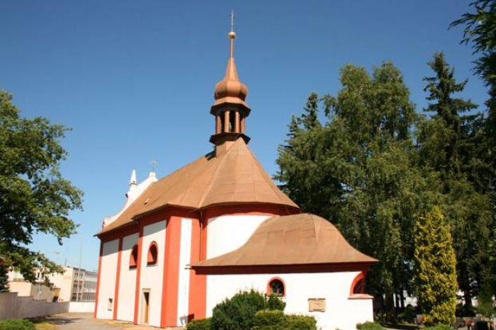 Kostel Nejsvětější Trojice  - 623 x 416